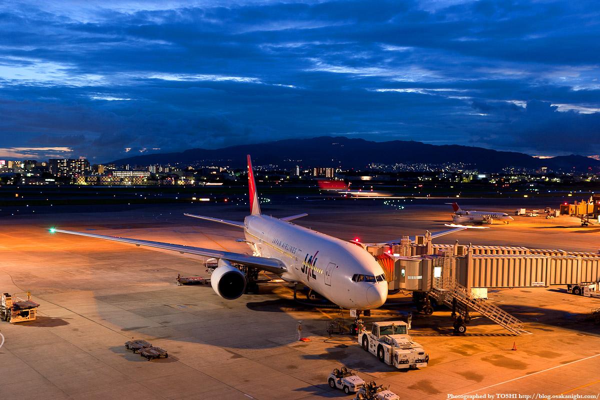 夜景 伊丹 空港 伊丹スカイパークの夜景(兵庫県伊丹市)