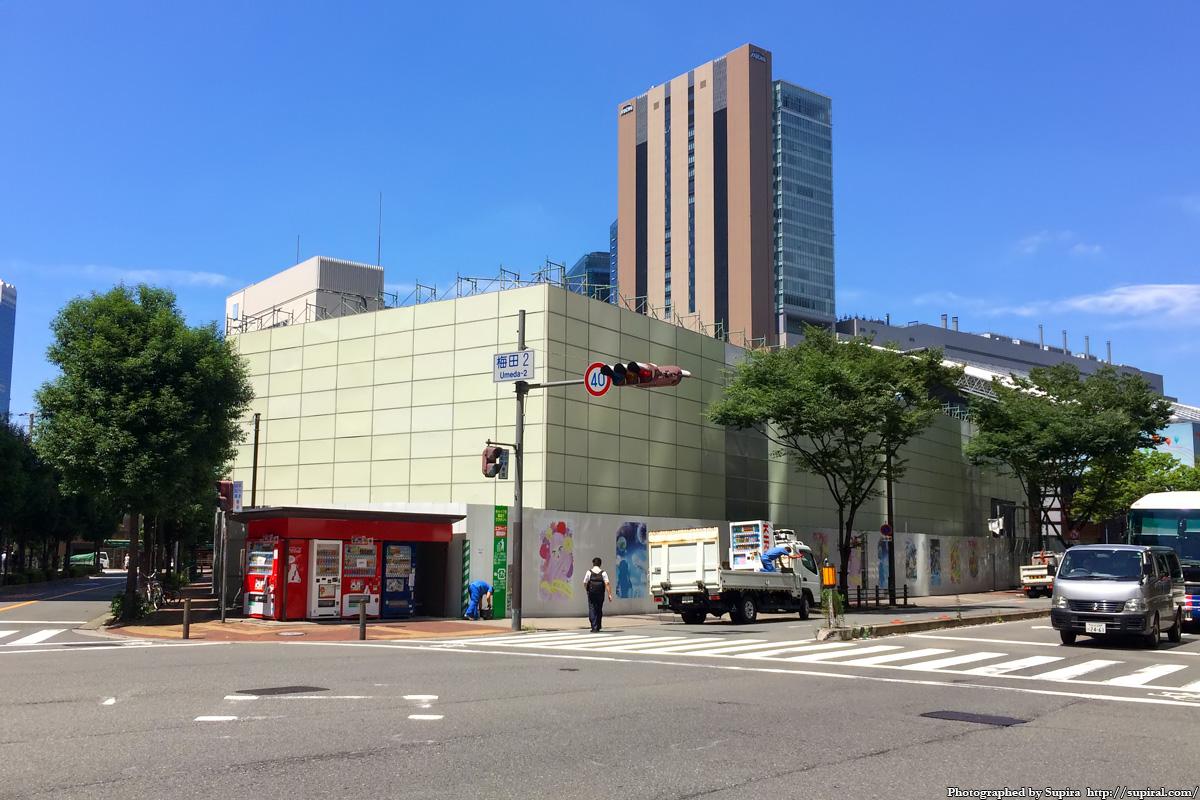 旧大阪中央郵便局の跡地に超高層、落札額 ...