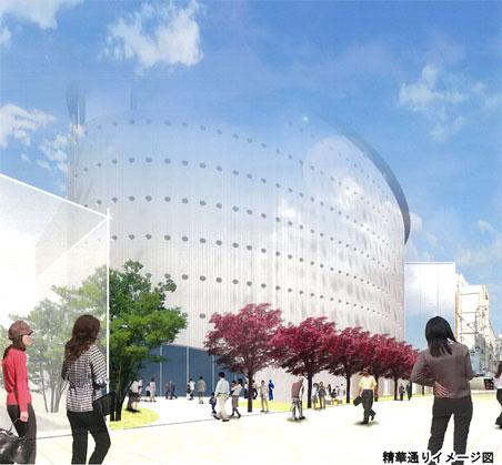 精華小学校跡地再開発計画 04