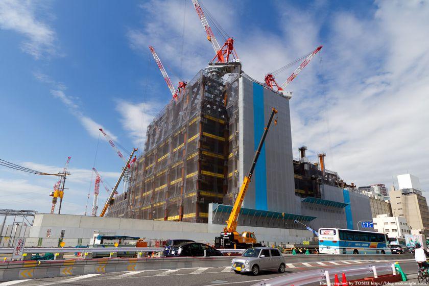 グランフロント大阪 Bブロック 南タワー 2011年6月 01