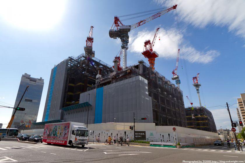 グランフロント大阪 Bブロック 南タワー 2011年6月 02