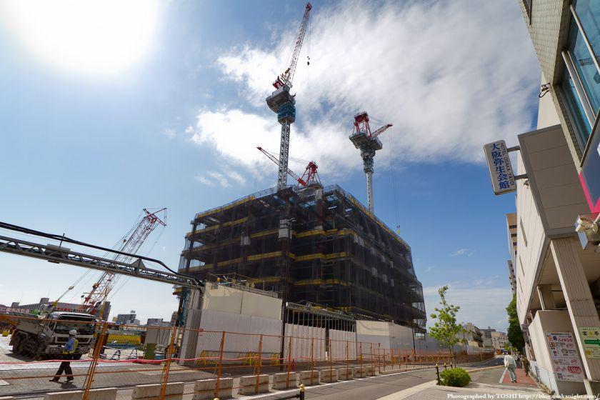 グランフロント大阪 Bブロック 北タワー 2011年6月