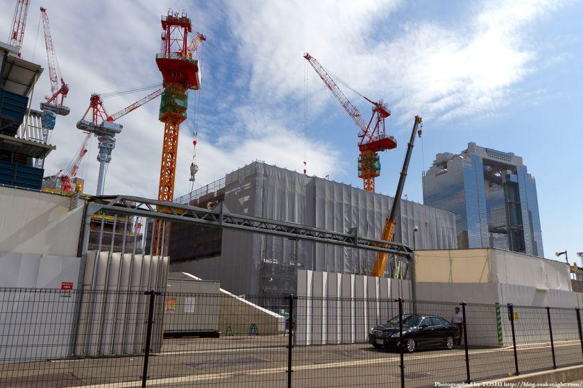 グランフロント大阪 Cブロック 2011年6月