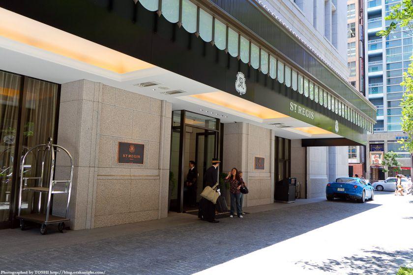 セントレジスホテル大阪 2011年6月