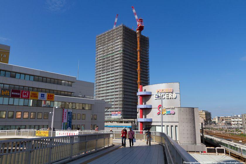 ジオタワー高槻ミューズフロント 2011年6月 01