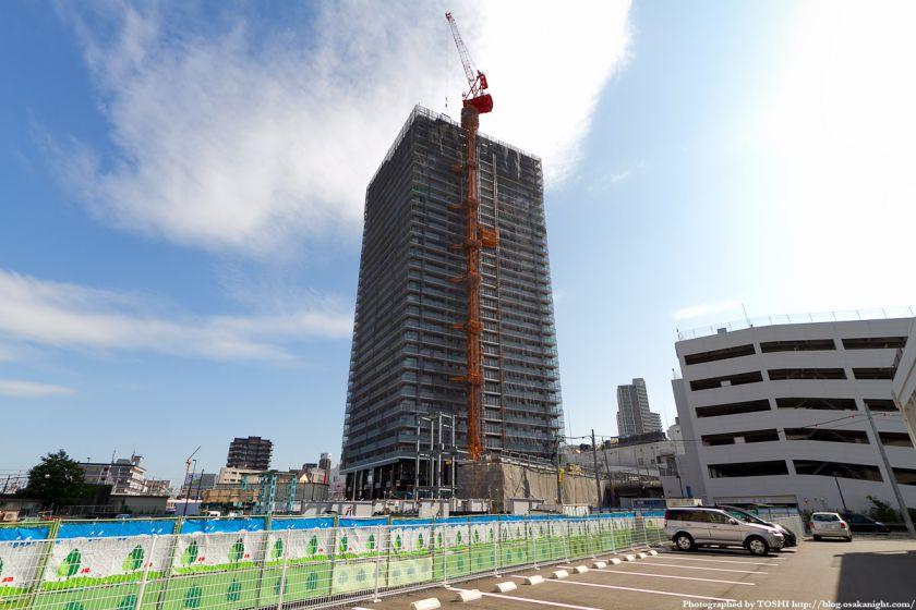ジオタワー高槻ミューズフロント 2011年6月 02