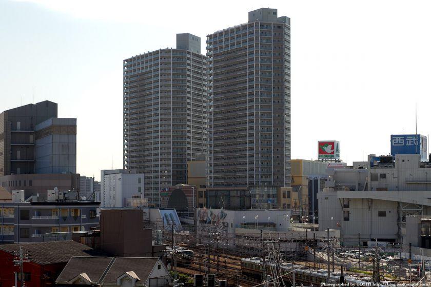 ローレルスクエア高槻 2011年6月 02