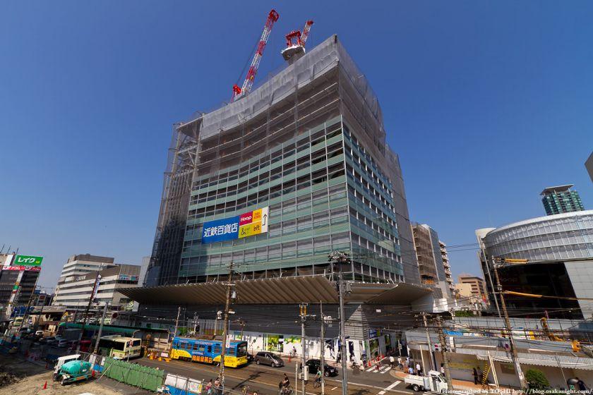 阿部野橋ターミナルビル タワー館 2011年6月 03