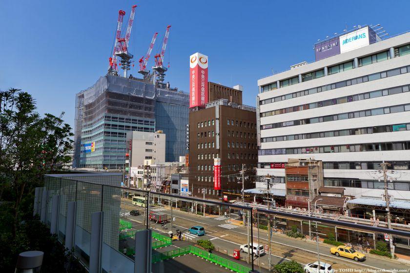 阿部野橋ターミナルビル タワー館 2011年6月 04