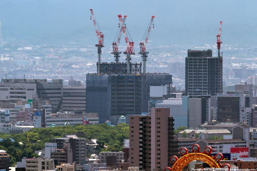 阿部野橋ターミナルビル タワー館 2011年6月 05