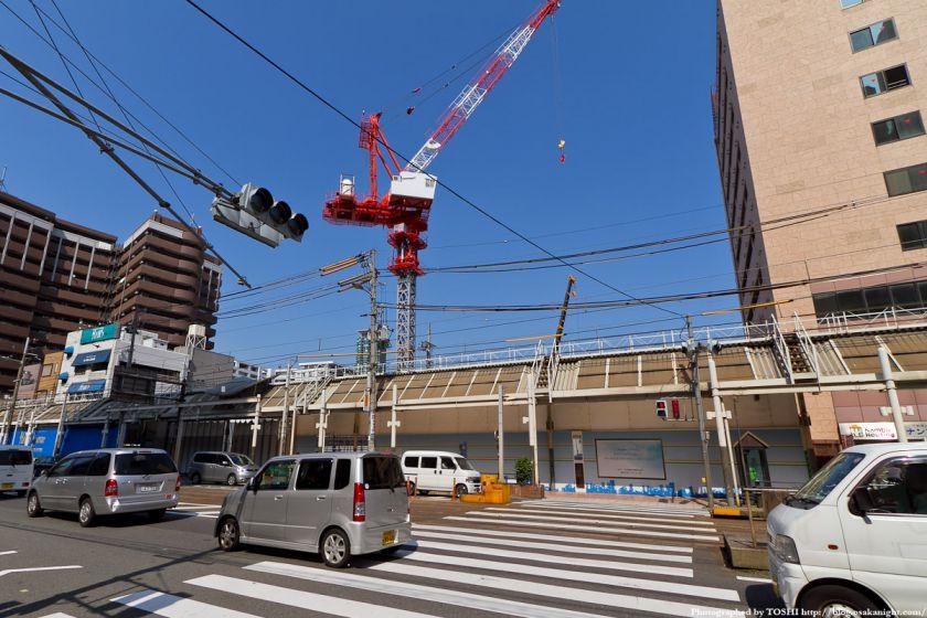 プラウドタワー阿倍野 2011年6月