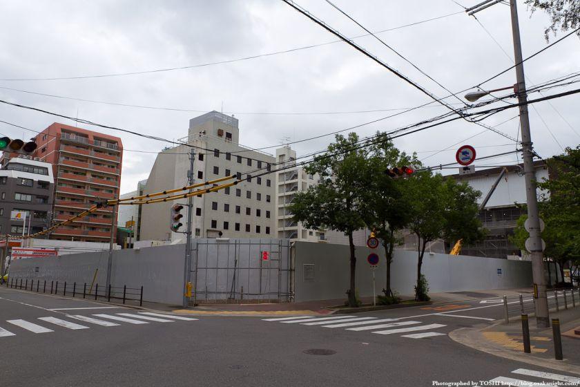 (仮称)大阪市西区新町1丁目マンション計画 2011年9月
