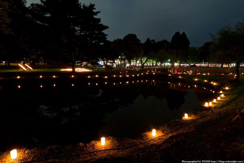 なら燈花会 2011 02