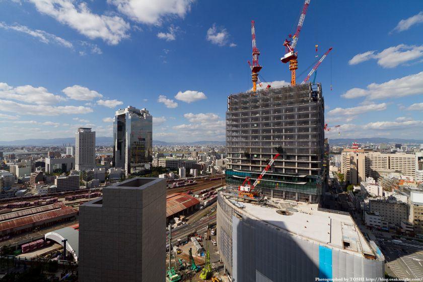 グランフロント大阪 2011年10月