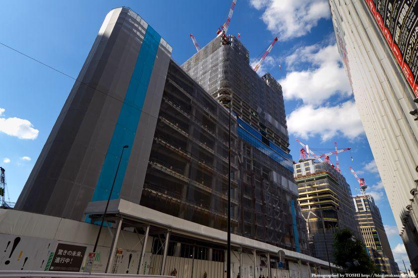 グランフロント大阪 Aブロック 2011年10月 01