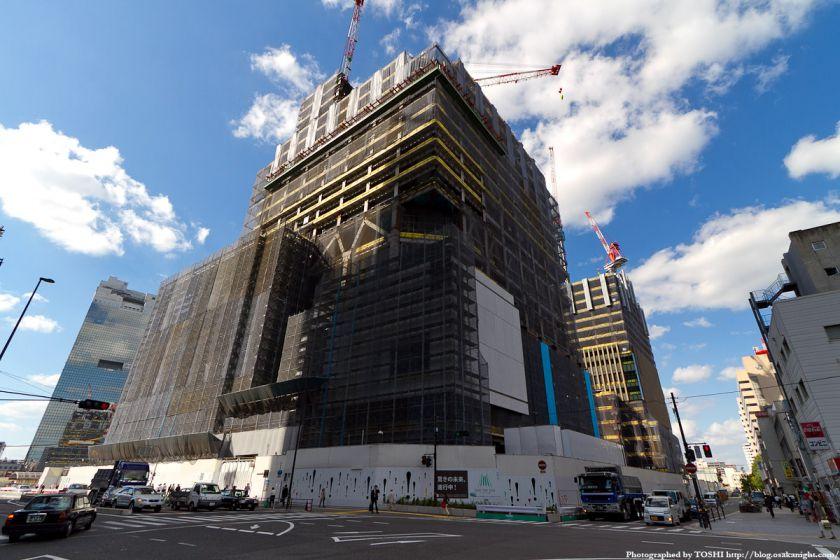 グランフロント大阪 Bブロック 南タワー 2011年10月