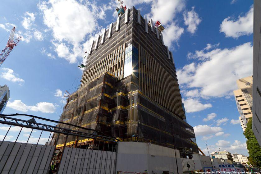 グランフロント大阪 Bブロック 北タワー 2011年10月