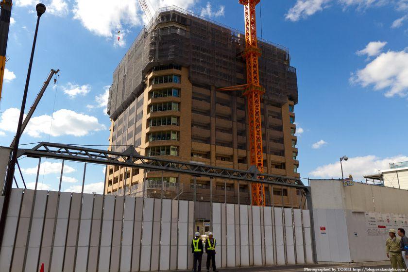 グランフロント大阪オーナーズタワー 2011年10月