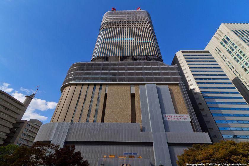 中之島フェスティバルタワー 東地区 2011年10月 03