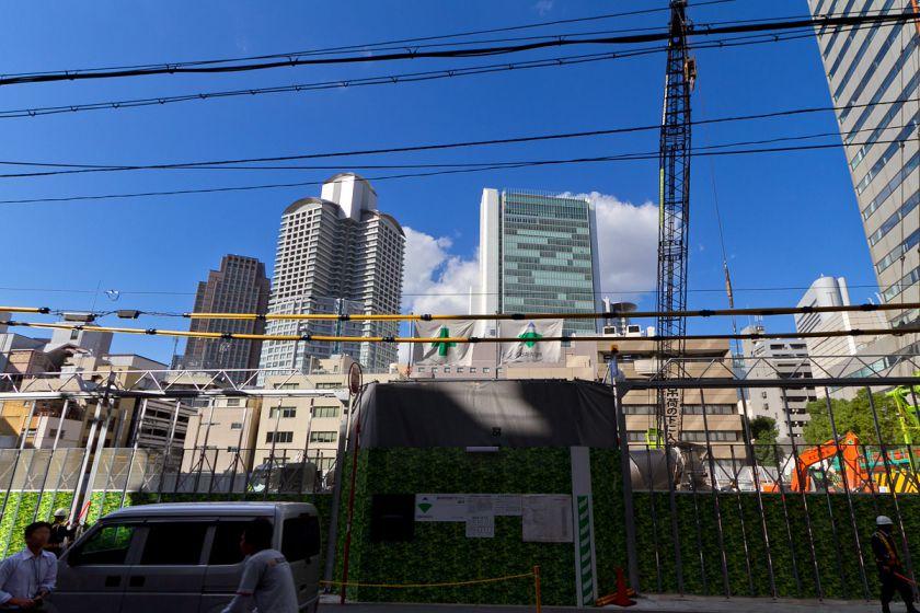 堂島ザ・レジデンス マークタワー 2011年10月 02