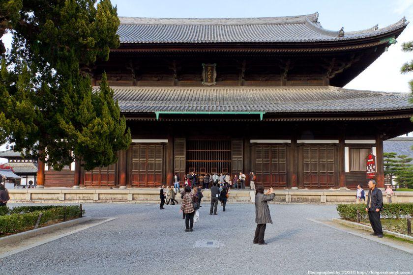 東福寺 本堂