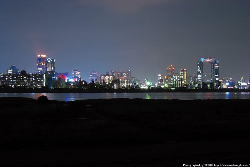 淀川河川公園 2002年頃