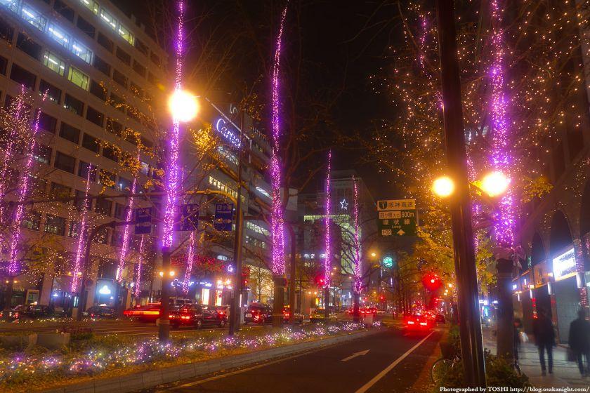 御堂筋イルミネーション2011-2012 06