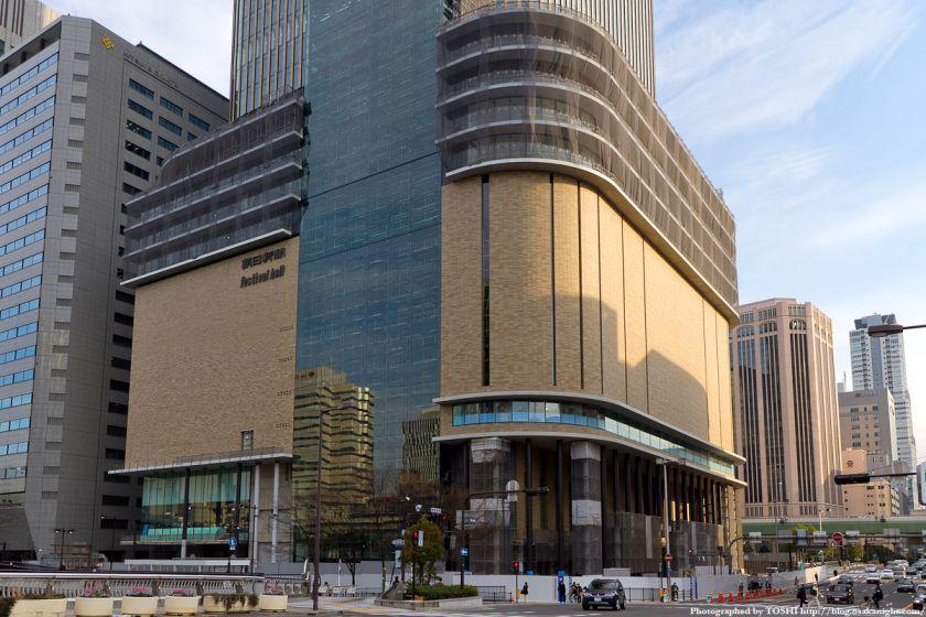 中之島フェスティバルタワー 東地区 2012年1月 02
