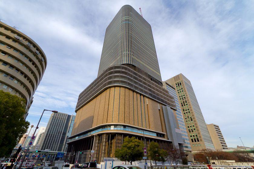 中之島フェスティバルタワー 東地区 2012年1月 03