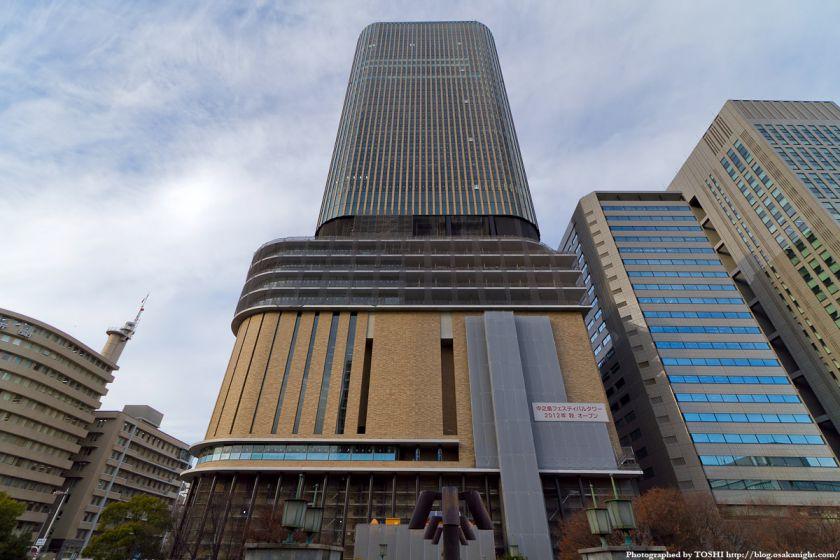 中之島フェスティバルタワー 東地区 2012年1月 04