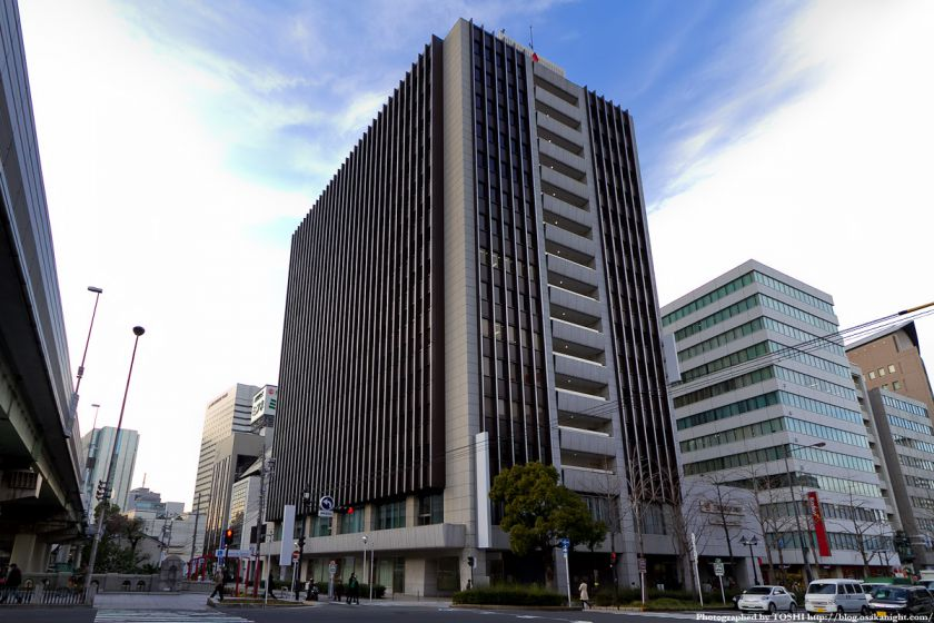 大阪三菱ビル 2012年2月
