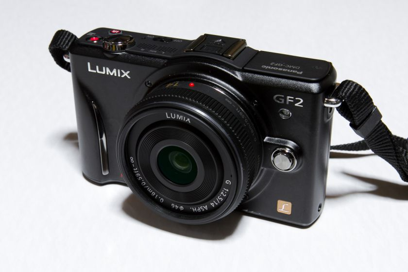 LUMIX GF2 + 14mm F2.5