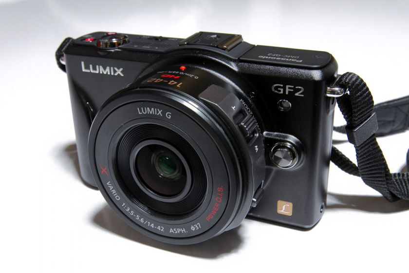 LUMIX GF2 + PZ 14-42mm F3.5-5.6