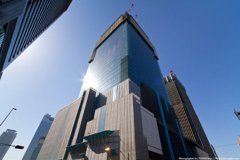 グランフロント大阪 Bブロック南タワー 2012年4月