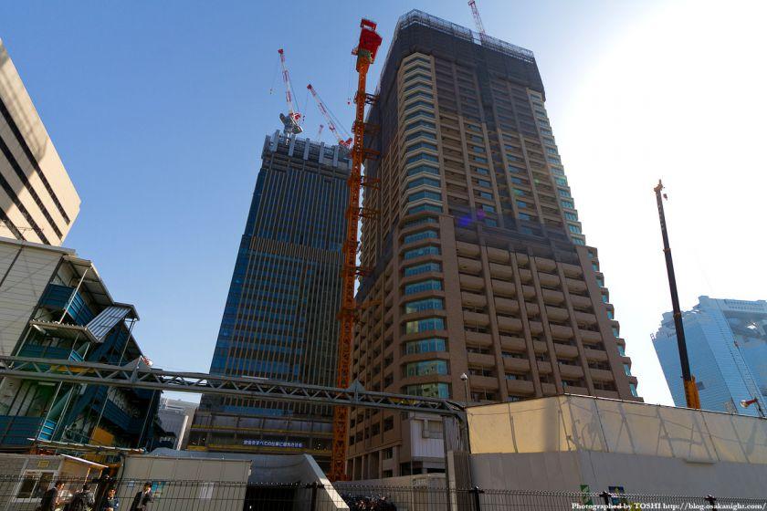 グランフロント大阪オーナーズタワー 2012年4月