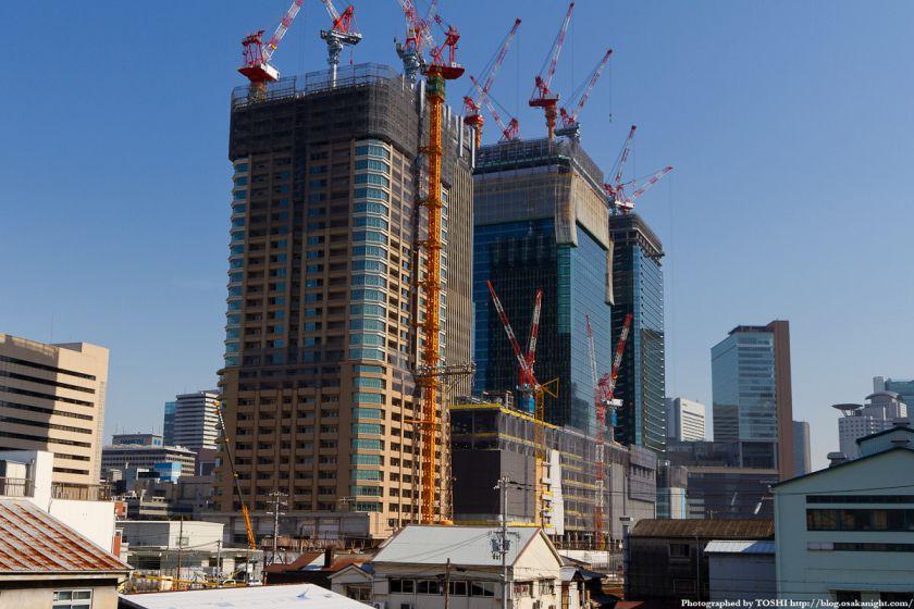 グランフロント大阪 全景 2012年4月 01