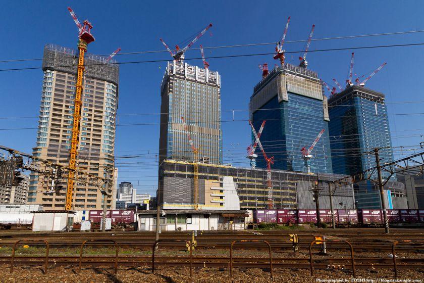 グランフロント大阪 全景 2012年4月 02
