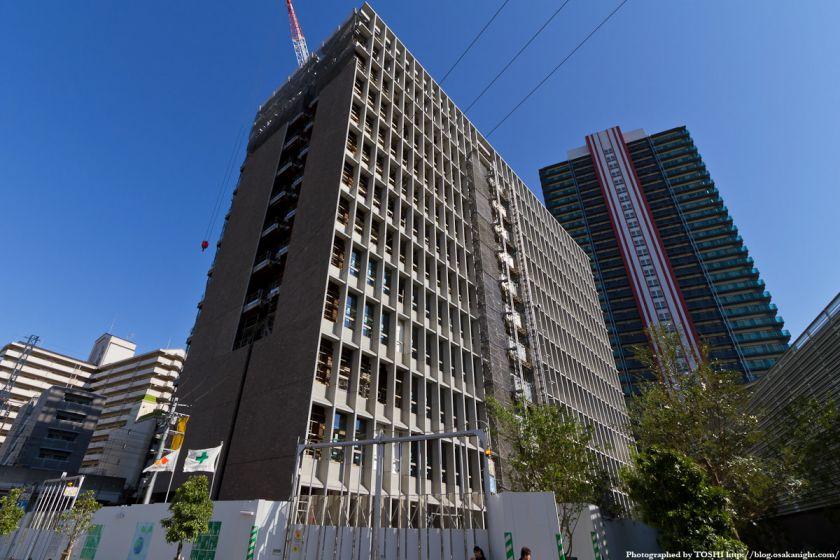 難波再開発C街区 南海なんば第1ビル 2012年4月 01