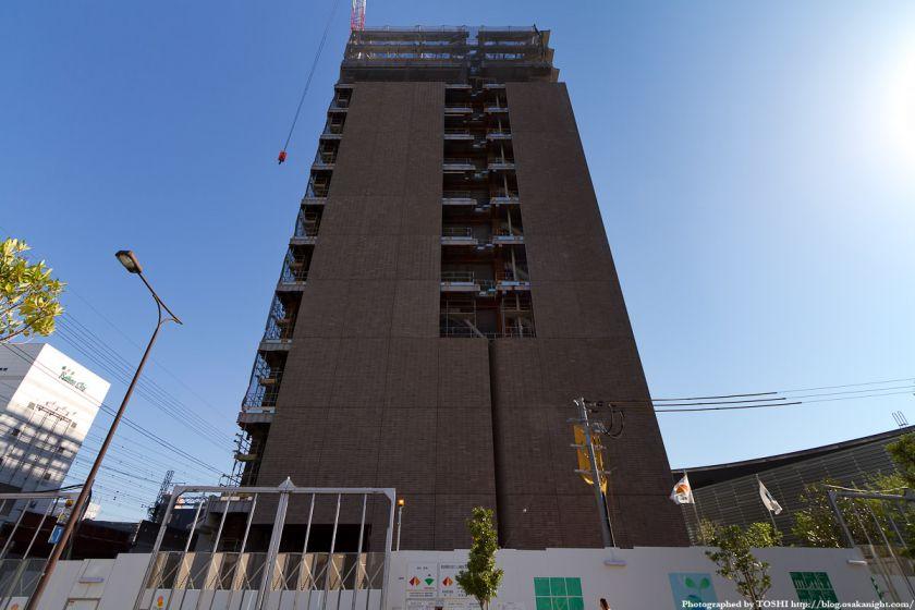 難波再開発C街区 南海なんば第1ビル 2012年4月 02
