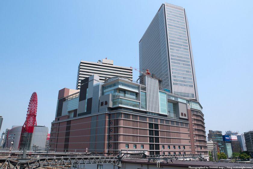梅田阪急ビル(阪急百貨店梅田本店) 二期棟 2012年5月 01
