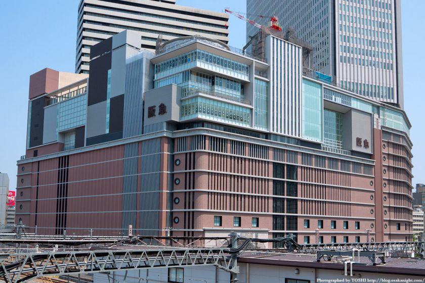梅田阪急ビル(阪急百貨店梅田本店) 二期棟 2012年5月 02