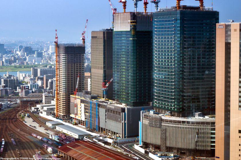 グランフロント大阪 全景 2012年5月 02