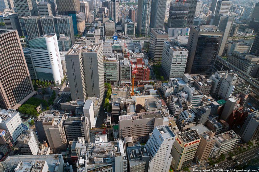堂島 ザ・レジデンス マークタワー 2012年5月 01