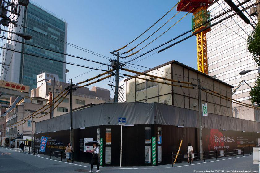 堂島 ザ・レジデンス マークタワー 2012年5月 03