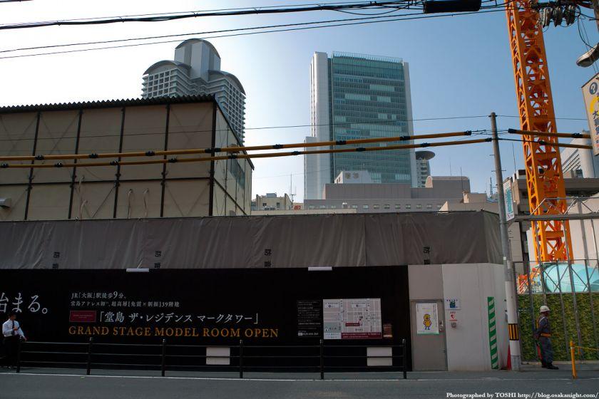 堂島 ザ・レジデンス マークタワー 2012年5月 04