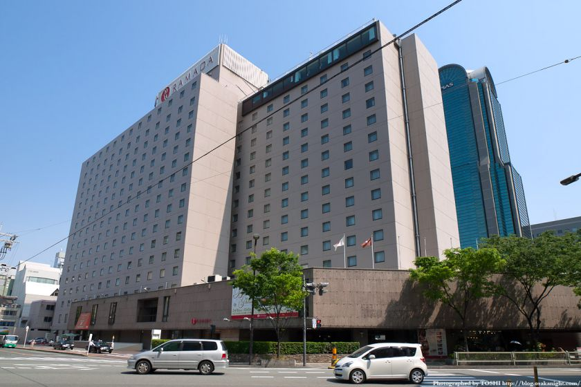 ラマダホテル大阪 2012年5月