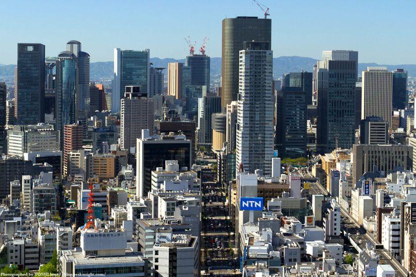 梅田〜中之島 超高層ビル群 2012年5月 02