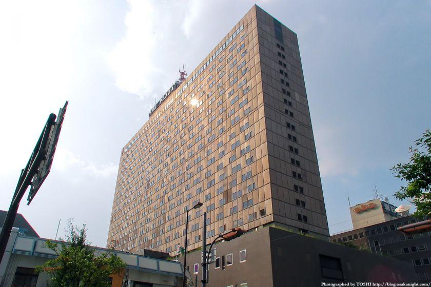旧ホテルプラザ(解体前)