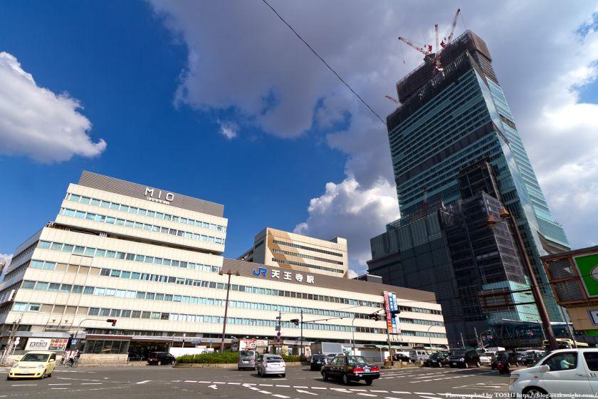 あべのハルカス Abeno HARUKAS 2012年6月 02