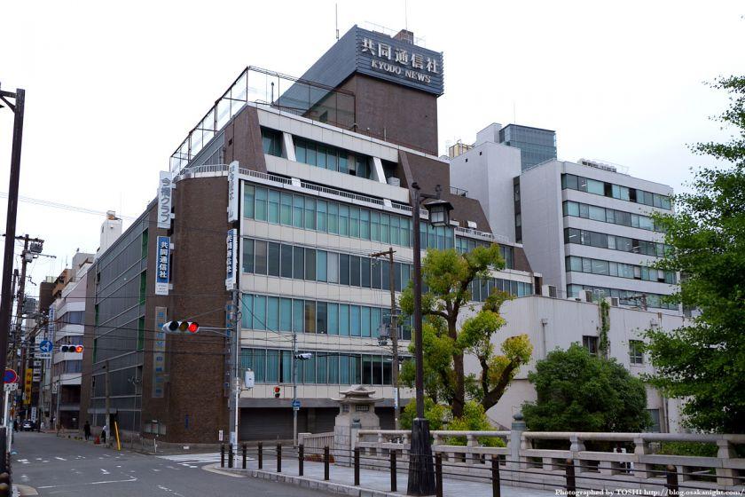 日経高麗橋ビル 2012年6月